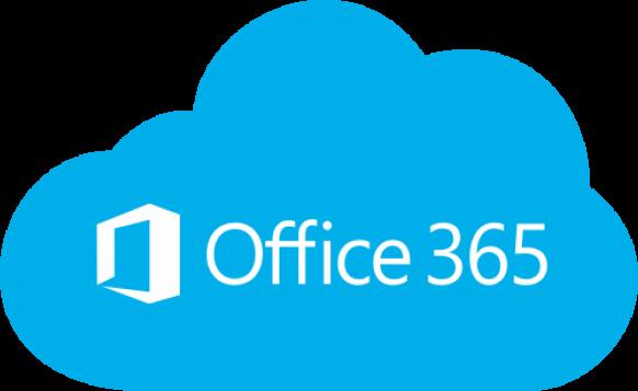 Microsoft Office 365 oa. Word, excel, Outlook en powerpoint